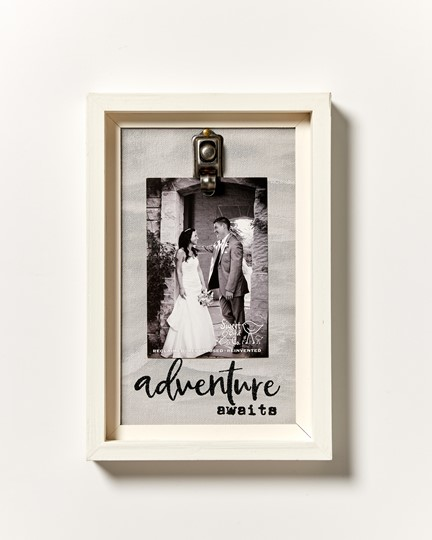 "AFC812ADVEN - 8x12"" Artful Clips of Life Frame 