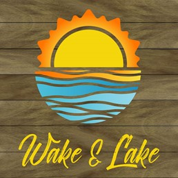 Wake & Lake 12x12 Indoor/Outdoor Recycled Polystyrene Wall Art